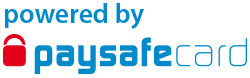 powered by paysafecard